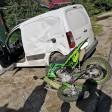 Подросток на мотоцикле врезался в «Пежо» и другие ДТП
