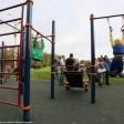 Новая площадка для воркаута открылась в Сергиевом Посаде