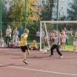 Спортивную площадку обновили в одном из дворов Сергиева Посада