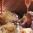 Мамы были рядом: фестиваль в этнопарке «Кочевник»