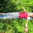 Подмосковный йог избавляет людей от депрессии