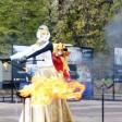 «Скитские пруды» зажигали в честь окончания сезона