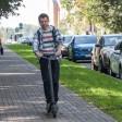 Кто прав в споре электросамоката и пешехода?