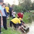 Акция «Чистый берег» прошла в Березняках