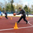 Многофункциональную спортивную площадку открыли в Сергиево-Посадском городском округе