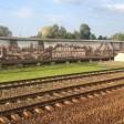 Хотьково встречает поезда граффити-стеной