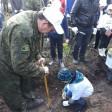 Сергиевопосадцы участвуют в экологической акции