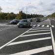 Путепровод в Березняках открыли для автотранспорта