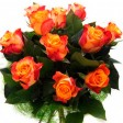 Букет из 11 роз, символ любви и праздника