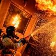 Трое подростков вывели из горящей квартиры пенсионерку с ребенком в Сергиевом Посаде