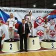 Сергиевопосадские каратисты заняли призовые места на турнире в Щёлкове