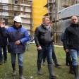 Строительство школы в Сергиево-Посадском округе выходит на финишную прямую
