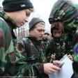 Игра «Зарница» к Дню спецназа прошла на Скитских