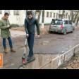 В Сергиево-Посадском округе завершают оцифровку ям во дворах