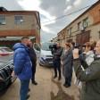 «Россия – 1» приехал снимать коммунальный бардак в Сергиевом Посаде