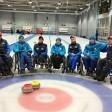 Сергиевопосадцы выступили в Кубке России по кёрлингу на колясках