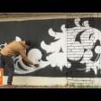 Абрамцево-кудринское граффити создаётся в центре Хотькова