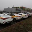 Таксисты забастовали и в Сергиевом Посаде