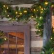 Новогодняя светодиодная гирлянда — украшение праздника