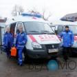 Новый автомобиль скорой помощи пополнил ряды автопарка подстанции Сергиево-Посадского округа