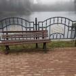 Вандалы громят парк «Скитские пруды»