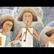 Ангелы приземлились в Сергиевом Посаде