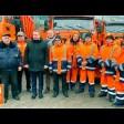 Сергиево-Посадский округ получил два КАМАЗа для содержания дорог