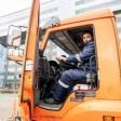 Новейшая коммунальная спецтехника вышла на улицы Сергиева Посада