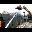 Коммунальщики укладывают обратку для нормализации ГВС на Афанасовке