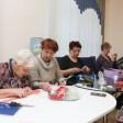 Члены клуба «Активное долголетие» познают новые техники рукоделия