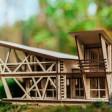 Идея подарка: 3D пазлы из натурального дерева