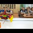 Ученики 16-й школы осваивают курс роботехники