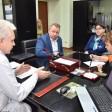 Глава Сергиево-Посадского округа и главный врач стоматологической поликлиники провели совместный прием жителей