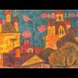 Взрыв цвета в «АртБазе»: Николай Куц