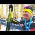Александр Легков и ещё 400 лыжников открыли сезон в Пересвете