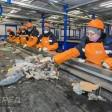 Комплекс вСахарове принял первые отходы