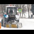 33 трактора и 203 дворника убирали снег в Посаде