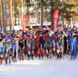 Более четырёхсот лыжников вышли на старт гонки «Николов Перевоз»