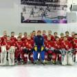 Команда из Сергиева Посада примет участие в Открытом первенстве Московской области по хоккею