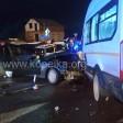 Один человек погиб и четверо пострадали в ДТП с легковушкой и маршруткой
