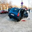Ребёнок и женщина пострадали в ДТП на проспекте Красной Армии