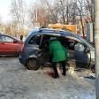 Двойное ДТП с участием трех автомобилей произошло в Сергиевом Посаде