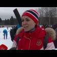 В Бужаниново прошла традиционная лыжная гонка