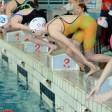 «Юные пловцы» вновь боролись за медали