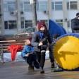 Праздник «На страже Родины» прошёл на Советской площади