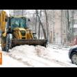 Задача: убрать весь снег, не задев ни одной машины