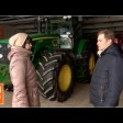 Аграрии готовят технику к весне
