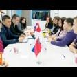Активная молодёжь рассказала Легкову, что делается к 75-летию Победы