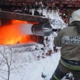 На Ферме сгорел заброшенный склад (фоторепортаж)