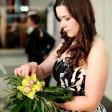 Флорист Наталья Ярская: «В букете важно минимум стереотипов и максимум фантазии».